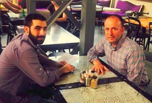 Galatasaray Odeabank Basketbol Şube Koordinatörü Murat Özyer'le HaberVs'den Özgür Yedek görüştü.